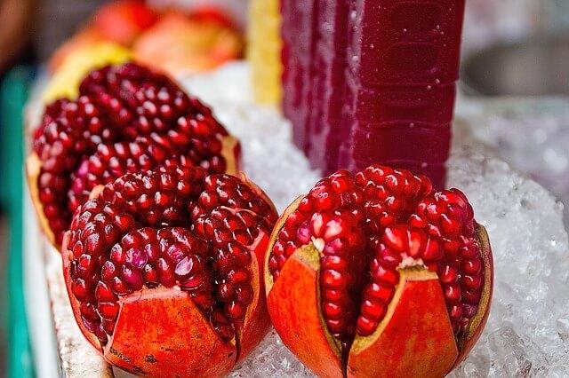 pomegranate juice recipe singapore