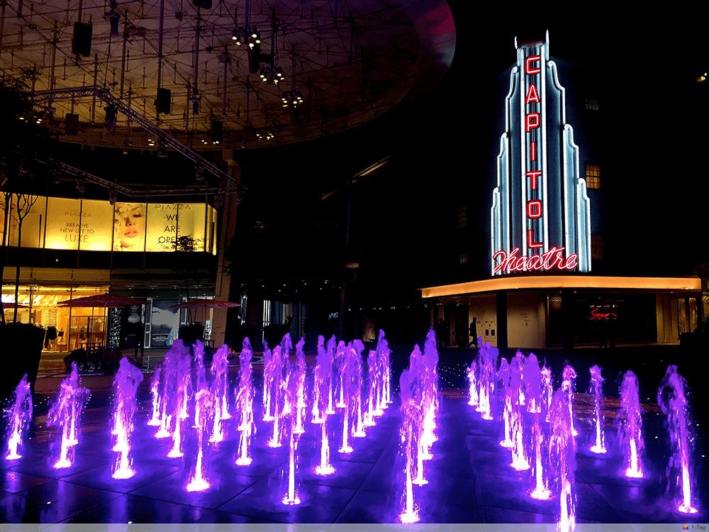 7 Letters capitol theatre