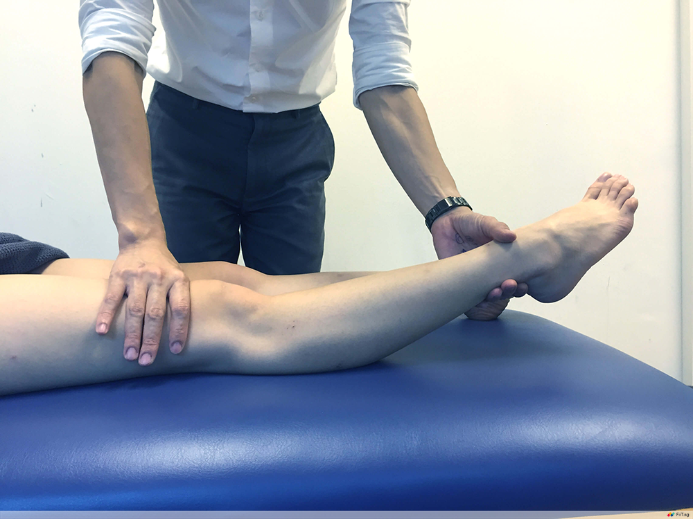 7 sole clinic knees