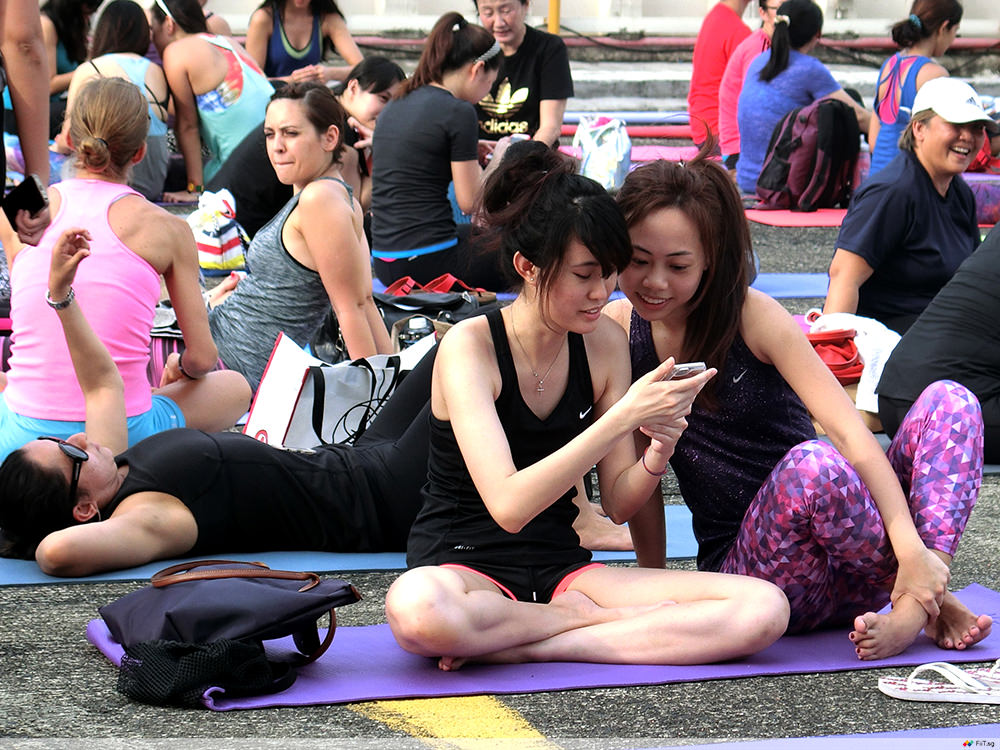 yoga movement sg