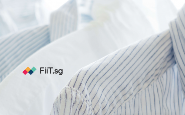 FiiT Straight Clothes Without Iron Helpling Banner