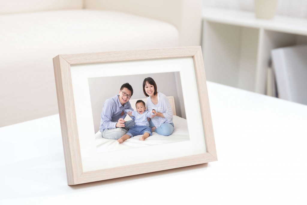 FiiT Stress Reliever Office  Family Photo Frame