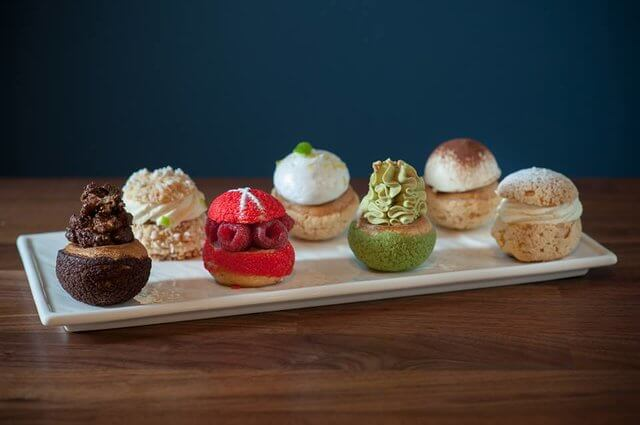 FiiT Last Minute Birthday Ideas for Your Colleagues Mini Choux Platter, by Ollella