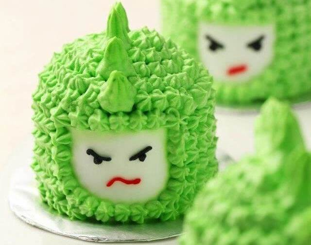 FiiT Last Minute Birthday Ideas for Your Colleagues Punkhead Mini Cakes, by Durian Mpire
