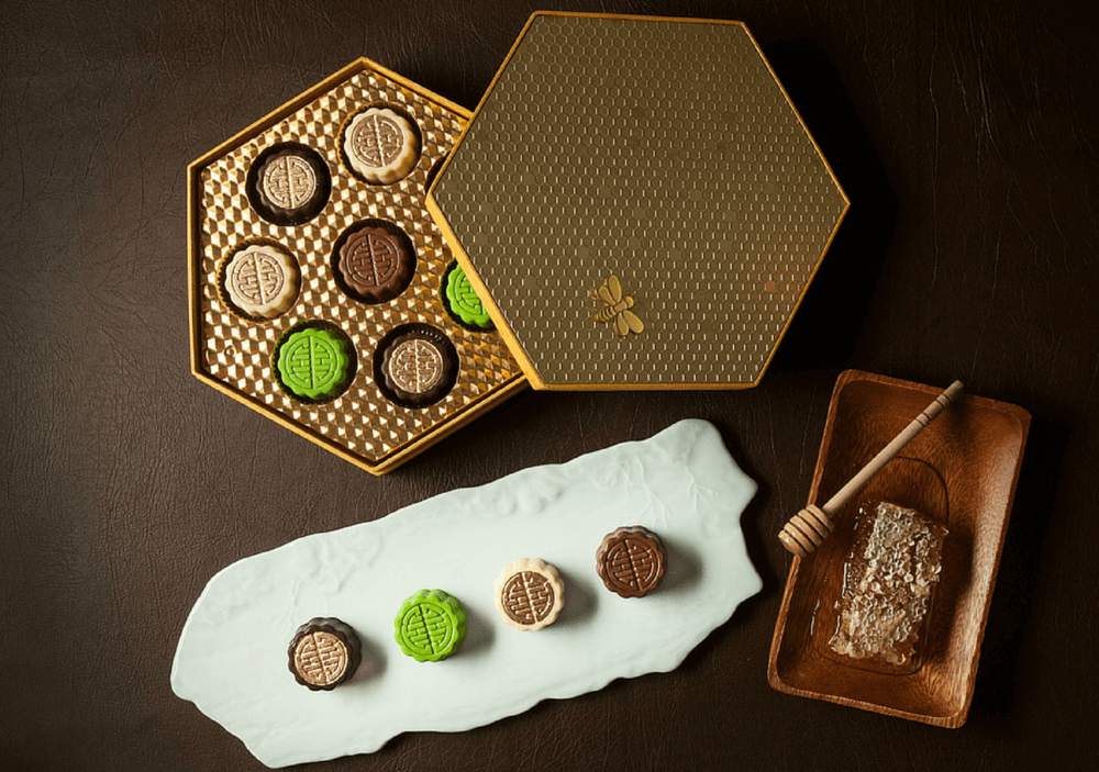 FiIT Impress your Business Network with Mooncakes Shangri-La Honey Chocolate