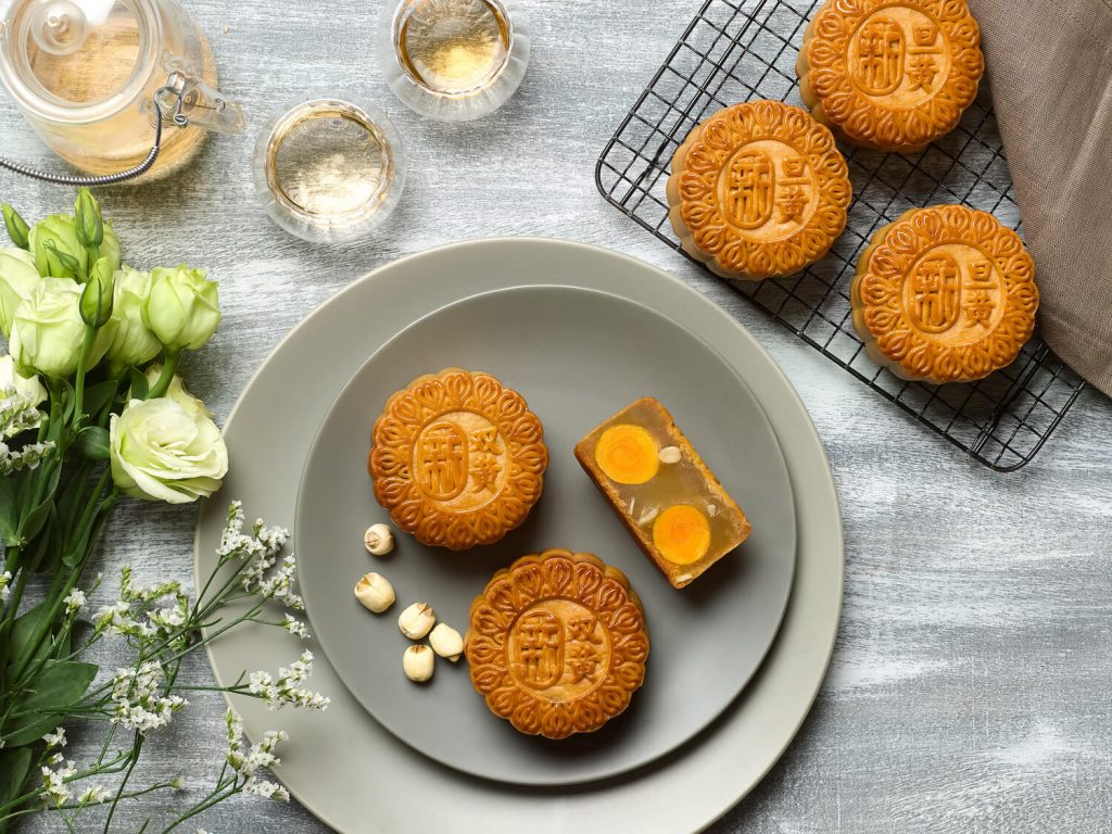 FiiT Impress your Business Network with Mooncakes Xin Cuisine